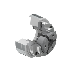 Clamping Head  SpannER SPA42  140x104,8x90   Cylindrical Cone bored through