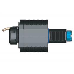 Axial Drilling and Milling Collet Chuck   Baruffaldi TOEM VDI 30  ER 25 (2-16)  90