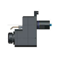Mazak Offset Axial Drilling and Milling Collet Chuck   ER 40 (3-26) C=70 165 Nexus 300/350 Offset