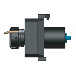 Okuma Axial Drilling and Milling Collet Chuck ER 40 (3-26)  95 LB 4000
