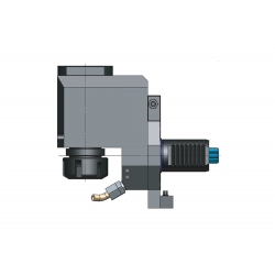 Sauter DIN 5482 Offset Radial Drilling and Milling Collet Chuck VDI 30 Typ A ER 25 (2-16) C=40 70 Offset