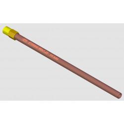 """M10 x .5 w/ 1/4 OD x 6.125"""" Lg. tube"""
